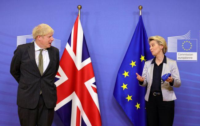 Британия и ЕС договорились о торговом соглашении по Brexit, - Bloomberg