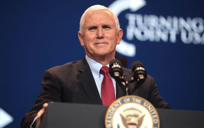 Пенс заявил, что не может отклонить голоса выборщиков в спорных штатах США