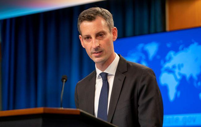 """У США заявили про """"оперативні дії"""" для притягнення Росії до відповідальності"""