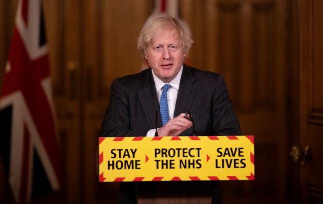 Прем'єр Британії запропонував створити глобальний договір про пандемію