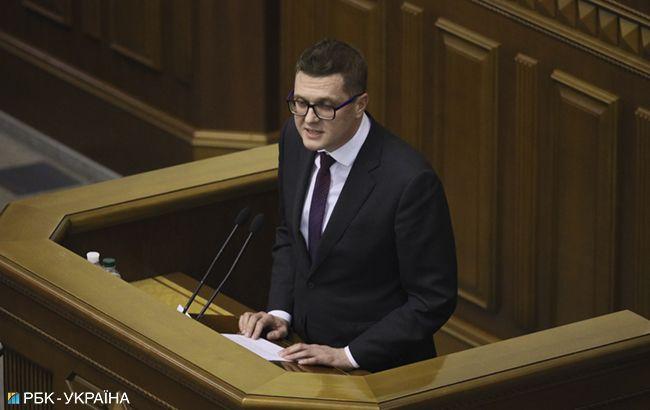 Законопроект про реформу СБУ повинні внести в Раду в найближчі дні, - Баканов