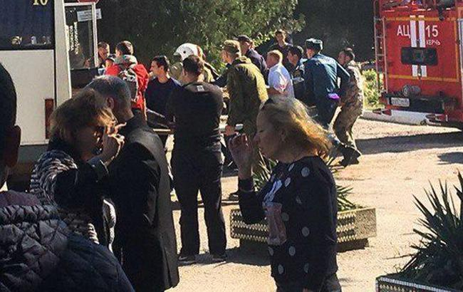 Трагедия в Керчи: появилось видео с тренировочной базы Владислава Рослякова