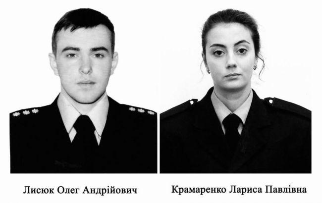 У ДТП в Одеській області загинули двоє працівників поліції