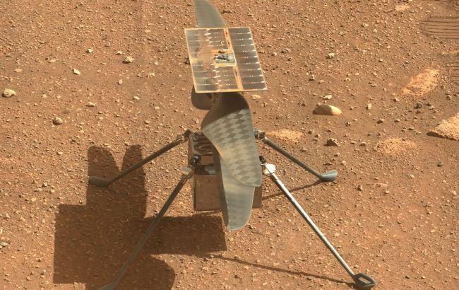 Марсианский вертолет NASA совершил новый полет и прислал фото