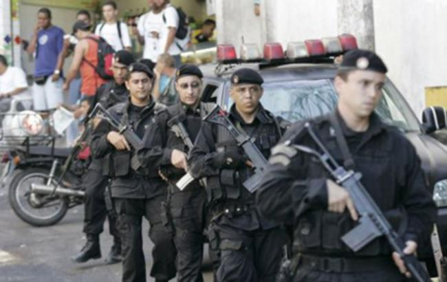 Фото: полиция Бразилии