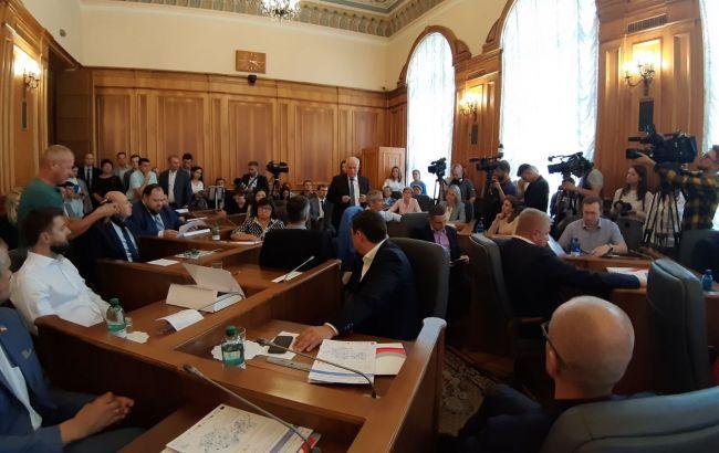 Комітет Ради розглядає розпуск ЦВК