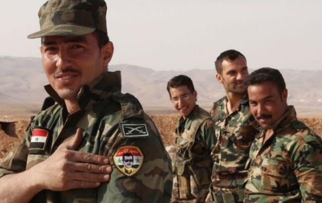 Фото: США вели санкции против сирийской армии