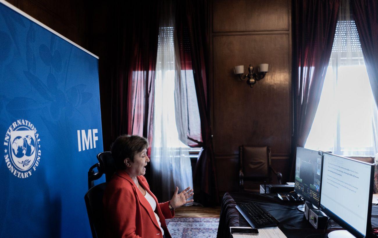Совет директоров МВФ поддержал Георгиеву на фоне скандала с Doing Business