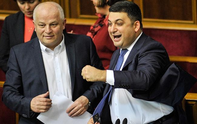 Рада підтримала проект держбюджету-2018 у першому читанні
