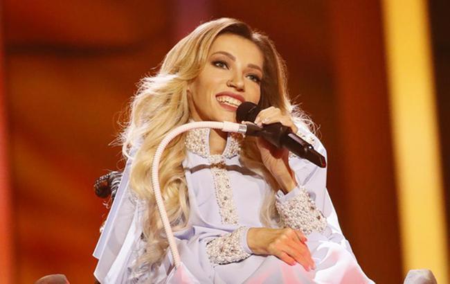 Фото: Юлія Самойлова (eurovision.tv)