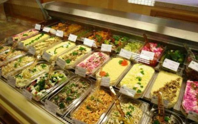 Фото: Отдел кулинарии в супермаркете (health.obozrevatel.com)