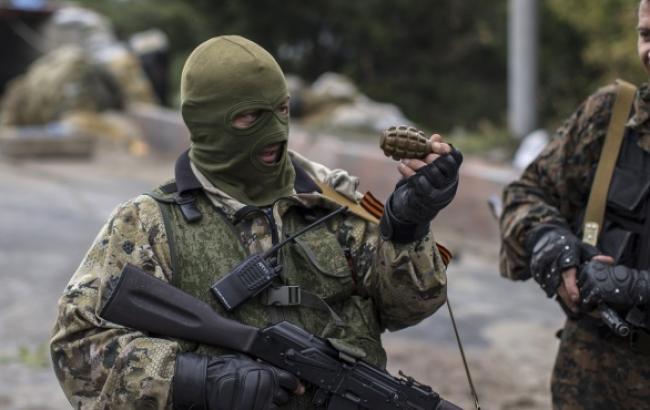 Бойовики за добу понад 50 раз обстріляли позиції сил АТО, - ІС