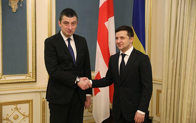 Украина и Грузия создадут стратегический Совет