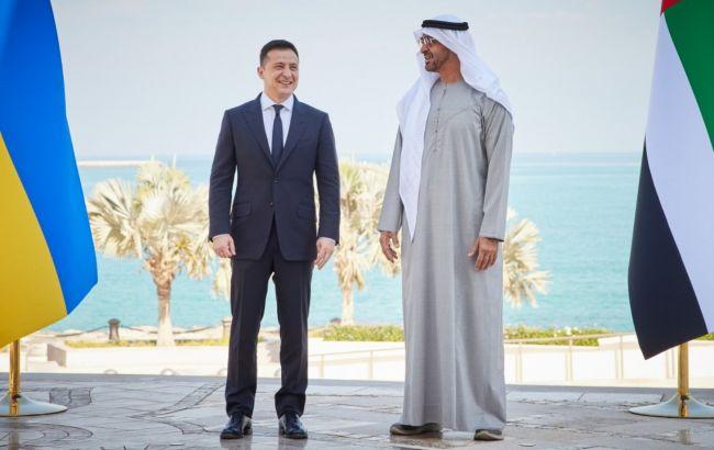 Новий рівень. Україна і ОАЕ можуть збільшити товарообіг в кілька разів