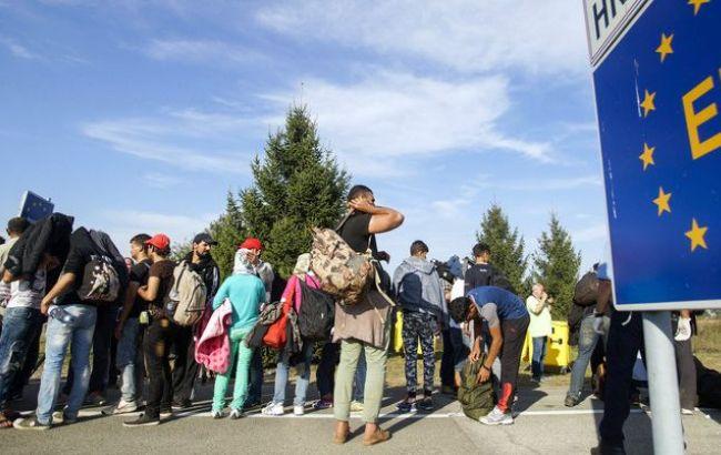 Фото: европейцы уверены, что беженцы представляют угрозу