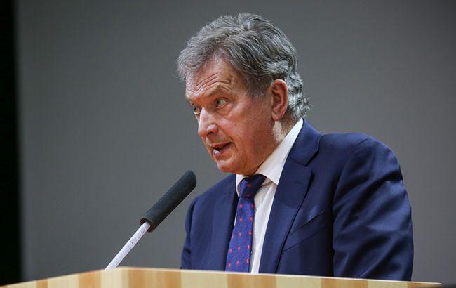 Криза в Раді Європи викликала анексія Криму, - президент Фінляндії