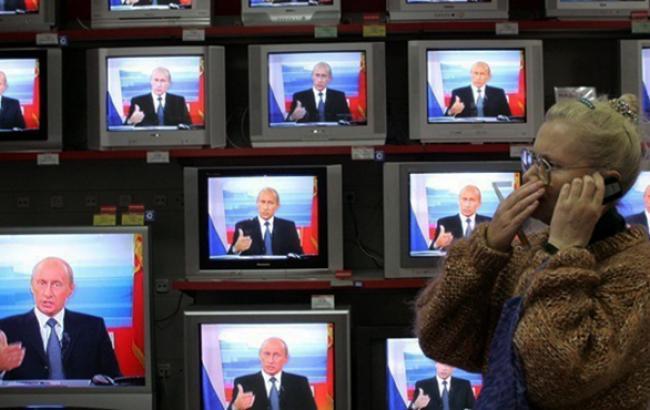 Раде предлагают запретить в Украине телеканалы, принадлежащие россиянам