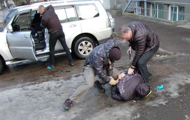 СБУ в Черниговской области блокировала работу наркоторговцев