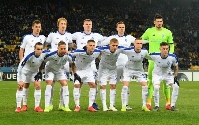 """""""Динамо"""" зіграє з """"Челсі"""" в 1/8 фіналу Ліги Європи"""