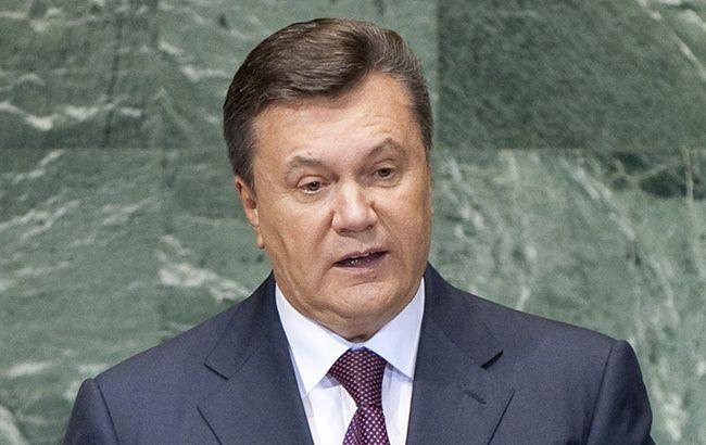 Суд вКиеве перенес рассмотрение дела Януковича на29июня