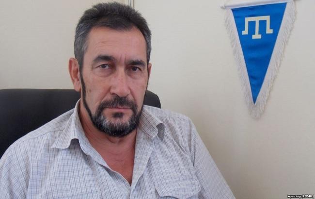 Глава ЦИК Курултая: крымских татар подталкивают взяться за оружие