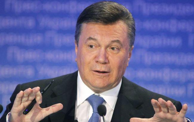 Фото: Віктора Януковича викликали на допити
