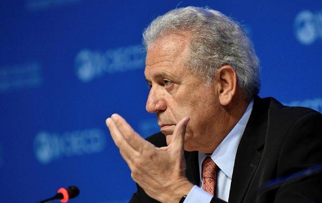 Єврокомісія оголосила про успішний вихід ЄС з міграційної кризи
