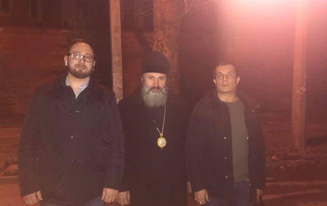 В окупованому Криму відпустили архієпископа Климента