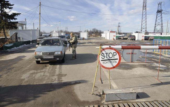 На Донбассе на КПВВ умер мужчина