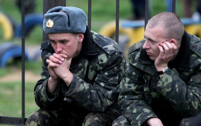 Водной изчастей ВСУ под Мариуполем погиб военный