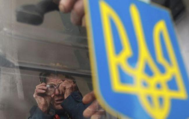 """У партии Яценюка 37,43%, Порошенко 15,5%, Тягнибока 11,76%, Садового 9,09%, Ляшко 5,88%, """"Заступа"""" 5,88%, Тимошенко 5,34%, - первые результаты ЦИКа"""
