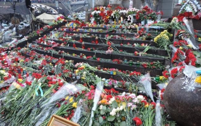 Порошенко присвоїв звання Героя України 99 героям Небесної сотні