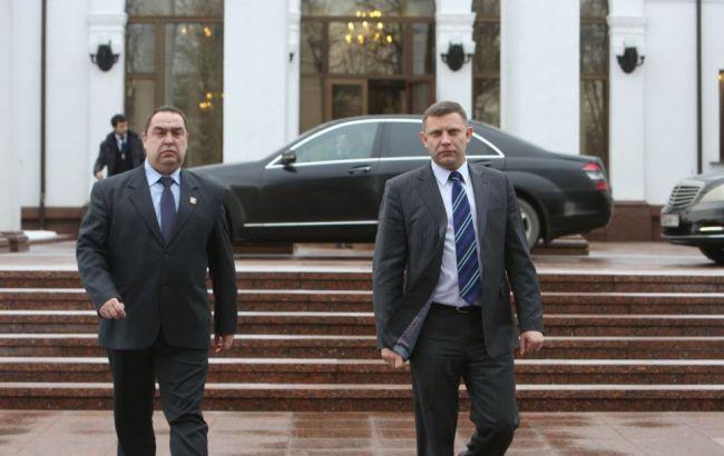 Фото: Олександр Захарченко та Ігор Плотницький