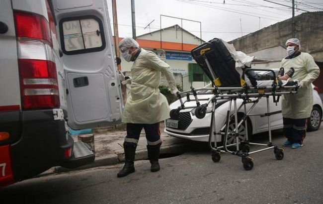 У Бразилії звільнять третього міністра охорони здоров'я за час пандемії