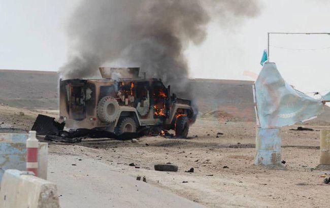 У Сирії смертник атакував військовий конвой США