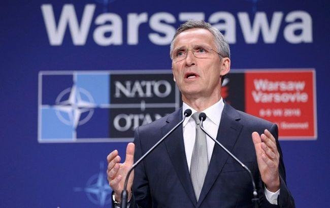Фото: Йенс Столтенберг анонсував наступний саміт НАТО