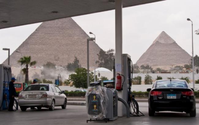 """""""Нафтогаз"""" у 2015 р. має намір добувати в Єгипті за добу 700 тис. куб. м газу та до 950 т нафти"""