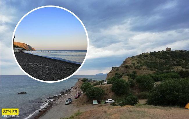 Восприняли день тишины слишком буквально: в Крыму показали опустевшие пляжи