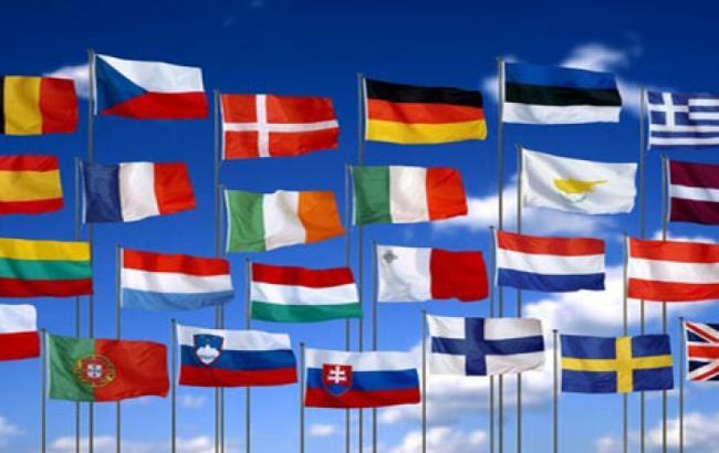 Фото: країни Шенгенської угоди
