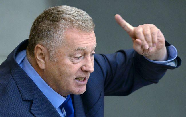 Жириновський запропонував приєднати Білорусь до РФ