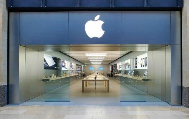 Фото: Apple Store закрылся перед презентацией MacBook Pro
