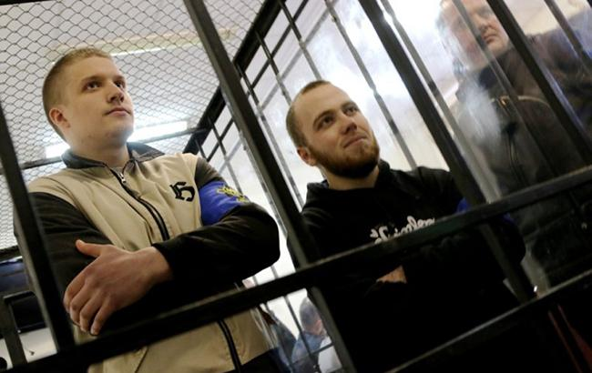 Взрыв под Радой: суд продолжит рассмотрение дела Гуменюка и Крайняка 13 декабря