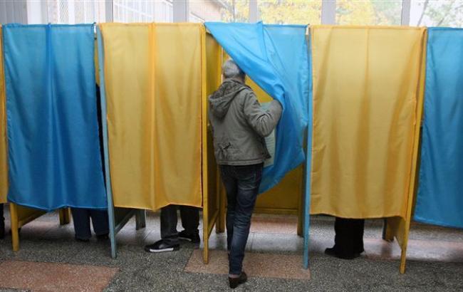 Перші результати виборів у Києві будуть відомі вдень