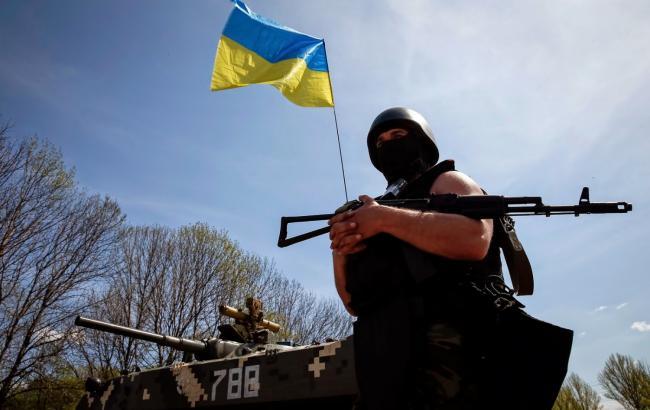 Подразделения Нацгвардии и МВД на Донбассе отходят в тыл, - штаб АТО