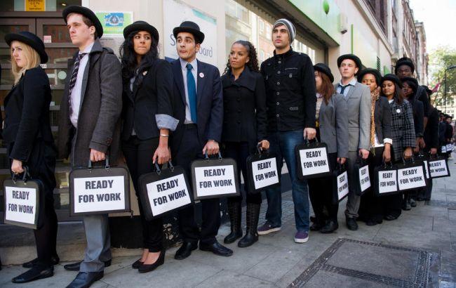 Уровень безработицы в США упал до девятилетнего минимума