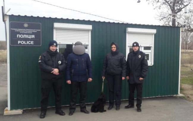 У Херсонській обл. затримали військовослужбовця з Криму, який перейшов на бік РФ