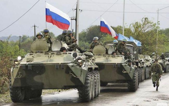 Фото: бойовики продовжують обстрілювати позиції сил АТО