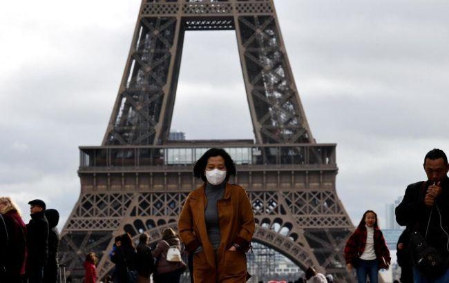 Во Франции число жертв коронавируса превысило 14 тысяч