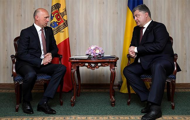 Фото: Петр Порошенко и Павел Филип (president.gov.ua)