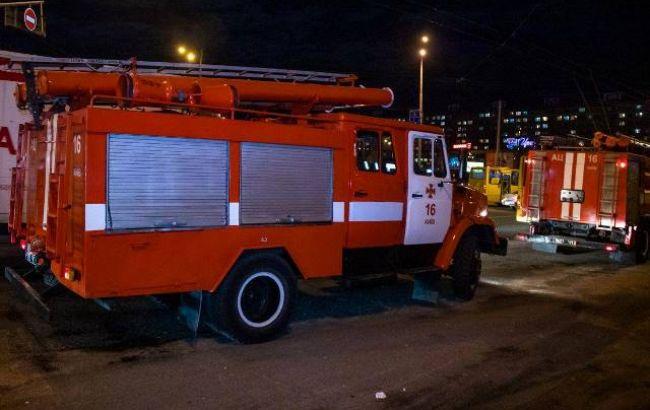 У Києві підпалили ще один магазин Roshen